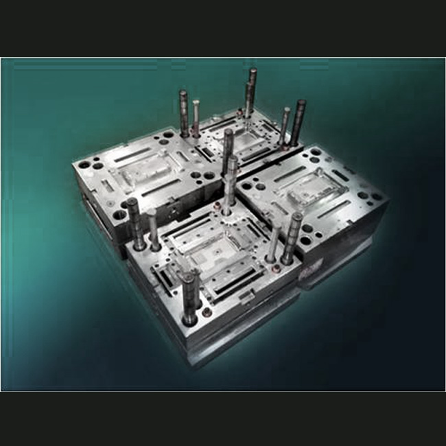 Precision Double Injection Tooling