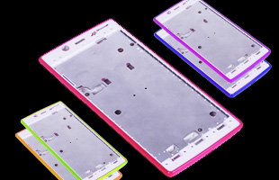 Precision Mobile Phone Shells