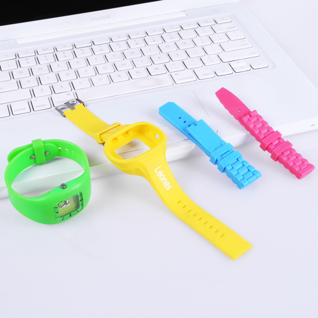 LSR watchband